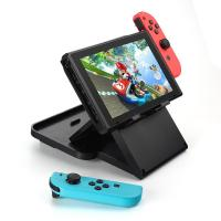 Buy cheap Black Multi Angle Game Console Holder / Playstand For Nintendo Switch from wholesalers
