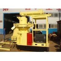 Buy cheap 380V Vertical Feed Wood Pellet Making Equipment For Fertilizer Plant from wholesalers
