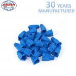 Buy cheap Grey Blue Rj45 Keystone Jack Rj45 Plug Boot Female Diameter 5.5mm 6.0mm from wholesalers