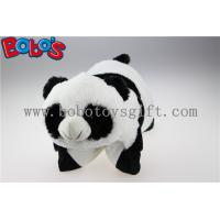 Buy cheap Plush Stuffed Pillow Cute Panda Shape Cartoon Travel Pillow Cushion from wholesalers
