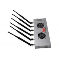 Buy cheap High Power 2G 3G 4G Cellphone Wi-Fi Bluetooth Signal Blocker For Library from wholesalers