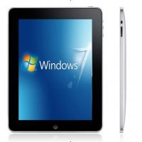 Buy cheap 9.7 tablet pc 1024*768 TFT  4:3,Intel ATOM N455(1.66GHz) MID from wholesalers