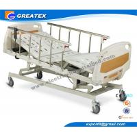Buy cheap Lifting Home Care Semi Automatic hospital Bed , Intensive Care Beds For Disable from wholesalers