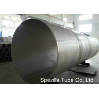 Buy cheap ASTM A312 / A213 / A249 TP 321 Stainless Steel Welded Pipes UNS S32100 WNR 1.4541 from wholesalers