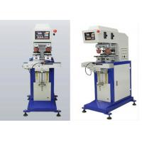 Buy cheap Pnenumatic Two Colors Closed Ink Pad Printer Ink Cup Printing Machinery from wholesalers