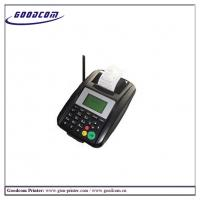 Buy cheap Goodcom SMS/GPRS Printer GT5000S Bus Stand Ticket Printer OEM/ODM Welcomed from wholesalers
