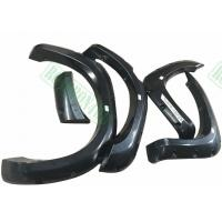 Buy cheap Fender Flares For 2004-2015 NIssan Titan ,ABS fender flare for Titan from wholesalers