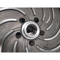 Buy cheap End Suction Water Pump Impeller Anti - Corrosion For Transport The Liquid from wholesalers
