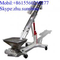 Buy cheap Hopper Screw Conveyor, Stainless steel Inclined Screw Hopper Loader from wholesalers
