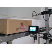 Buy cheap WLD 610 Box Bags Bottles Handheld Inkjet Printer , Handheld Inkjet Marker from Wholesalers