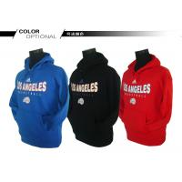 Buy cheap New arrival Clippers guard in the NBA Thickening cotton footba hoody of all team members from wholesalers