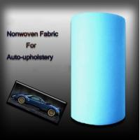 Buy cheap 100% polyester spunbond nonwoven fabric,White colors,20~150gsm,126 from wholesalers