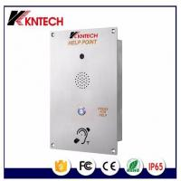 Buy cheap Kntech Public Service Telephone KNZD-20 Door Phone Intercom,Camera Emergence Telephone support induction loop from wholesalers