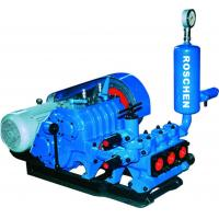 Buy cheap Wireline core Drilling Rig Mud Pumps / High Pressure Mud Pump from wholesalers