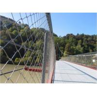 Buy cheap 304/316 SS Decorative Wire Mesh Screen For Metal Curtains / Cabinets from wholesalers