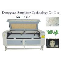 Double Heads Laser Cutting Machine for Leather Laser Cutter for Leather