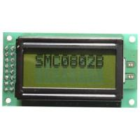 Buy cheap 8x2 DOT Western Character LCD Display with Stn (SMC0802B) from wholesalers