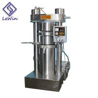 Buy cheap 380V Alloy Steel Oil Manufacturing Machine , Coconut Oil Processing Machine from wholesalers
