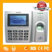 Buy cheap Biometric Clocking System Time Attendance U260 from wholesalers