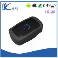 Buy cheap High Quanlity realtime gps tracking device with waterproof black LK120 from wholesalers