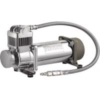 Buy cheap Hardmount Heavy Duty Air Ride Suspension Compressor 12V Chrome 150 PSI from wholesalers
