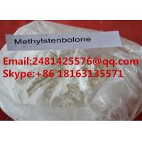 Buy cheap White Anabolic Androgenic Steroids Methylstenbolone For Muscle Growth CAS 5197-58-0 from wholesalers