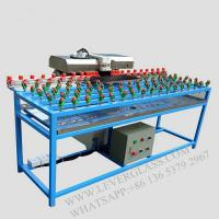 Buy cheap Fast Glass Edge Grinding and Chamfering Machine from wholesalers