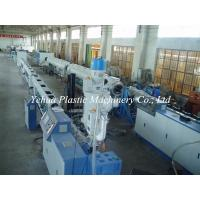 Buy cheap small large diameter pe water pipe machine extrusion line production for sale from wholesalers