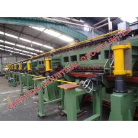 Buy cheap Adjustable PU Sandwich Panel Production Line Roof / Wall Panel Forming Machine from wholesalers