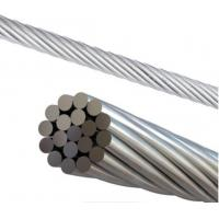 Buy cheap Wire Rope 6.4mm (1/4) 1 x 19 Stainless Steel AISI 316 305 METRE ROLL from wholesalers