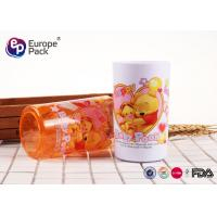 Buy cheap Eco Friendly Mini Childrens Plastic Cups Cartoon Kids Tumbler Cups from wholesalers