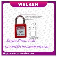 Buy cheap CE certificate,BD-8511 short shackle padlock from wholesalers