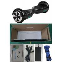 Buy cheap Popular 2 Wheel 6.5 inch Self Balance Electric Scooter with Bluetooth Speaker from wholesalers