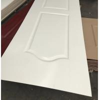 Buy cheap White Primer HDF Moulded Door Skin / Soundproof Door Skins For Interior Doors from wholesalers