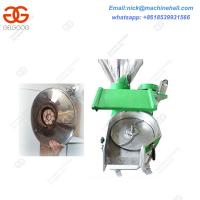 Buy cheap Vegetable and Fruit Ring Slicing Machine|Hot Sale Lemon Machine|Potato Ring Machine with Low Price from wholesalers