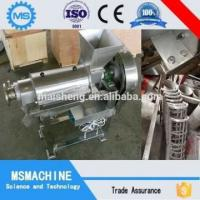 Buy cheap Easy Use juice extractor machine Screw Type pneumatic liquid filling machine juice filling and sealing machine from wholesalers