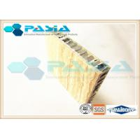 China High Strength Thin Marble Panels , Marble Veneer Sheets With Flamed Stone Finish on sale