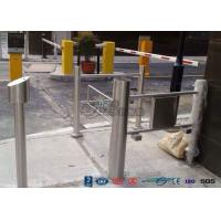 Buy cheap High Speed Swing Barrier Gate Double Core Biometric Stainless Steel for Fitness Center from wholesalers