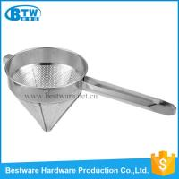 Buy cheap Stainless Steel Funnel China Cap Strainer from wholesalers