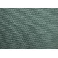 Buy cheap Anti - Static100 Cotton Fabric / Green Color Fabric With Reactive Dye from wholesalers