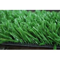 Buy cheap 8800DTEX /10500 cluster/m2Grass Fiber Size Outdoor Artificial Turf for Football from wholesalers