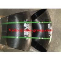 Buy cheap ASTM A234 WPB 45Deg 90Ddeg 180deg elbow from wholesalers