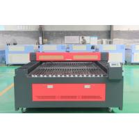 Buy cheap 150w Tube Acrylic Sheet Cutting Machine Imported Linear Guide Rail And Precision Gear from wholesalers