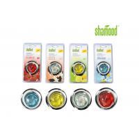 7ML Liquid Perfume Air Fresheners For Car Vent With Strawberry Lemon Vanilla Blue linen