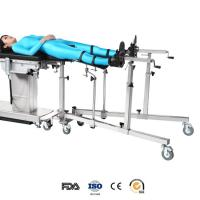 Buy cheap Hydraulic Surgical Orthopedic Traction Table , Orthopedic Fracture Tables from wholesalers