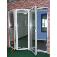 Buy cheap aluminum folding door from wholesalers