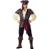 Buy cheap 2016 costumes wholesale high quality fancy dress carnival sexy costumes for halloween party Rustic Pirate product