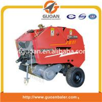 Buy cheap mini straw round hay baler with tractor from wholesalers