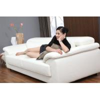 Buy cheap Italian Style Luxury Leather Sofa Bed , Dongguan upholstery sofa furniture from wholesalers