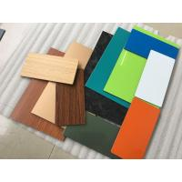 Buy cheap Anti - Toxicity ACP Composite Panel / Recyclable Composite Building Materials  product